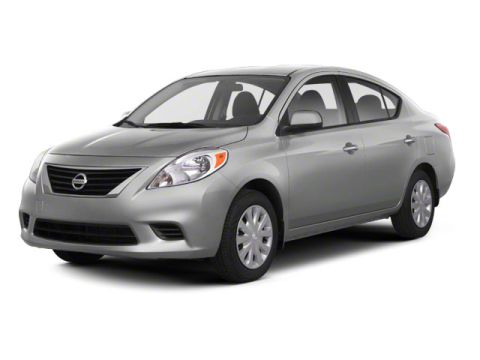 2013 nissan versa reviews ratings prices consumer reports. Black Bedroom Furniture Sets. Home Design Ideas
