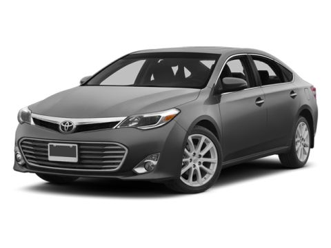 Toyota Avalon Change Vehicle