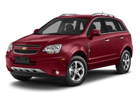 Chevrolet Captiva Sport 2014 4 Door SUV