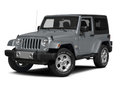 Jeep Wrangler Change Vehicle