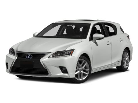 Lexus CT 200h Change Vehicle