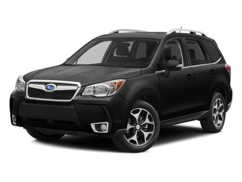 Subaru Forester 2014 4-door SUV