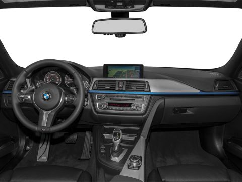 BMW 2015 Drivers Dash 335i Full