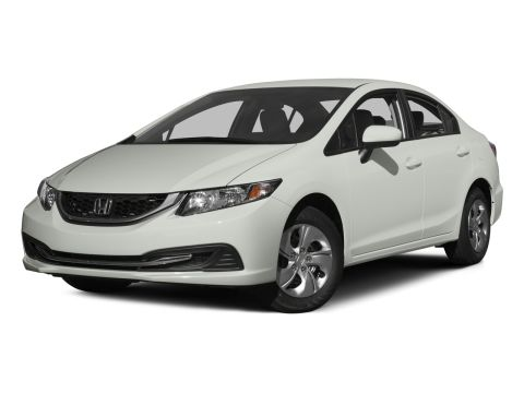 Honda Civic 2015 sedan