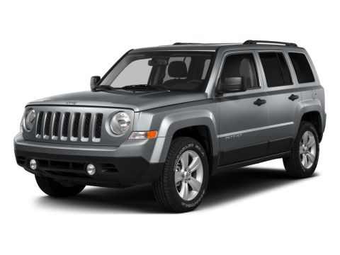 Jeep Patriot Change Vehicle