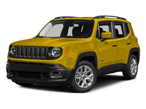 Jeep Renegade 2015 4-door SUV