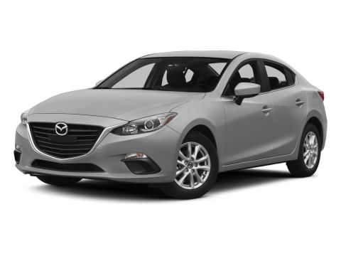 Mazda 3 Change Vehicle