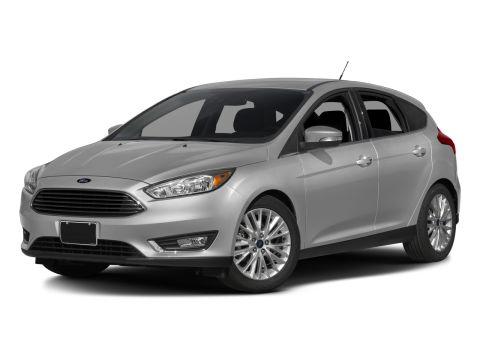 Ford Focus 2016 Sedan