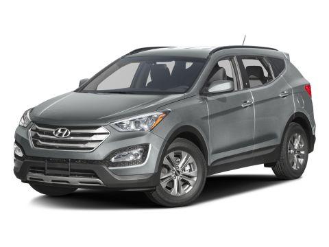 Hyundai Santa Fe Sport Change Vehicle