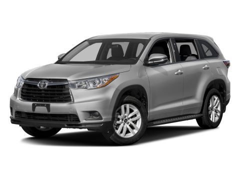 Toyota Highlander Change Vehicle