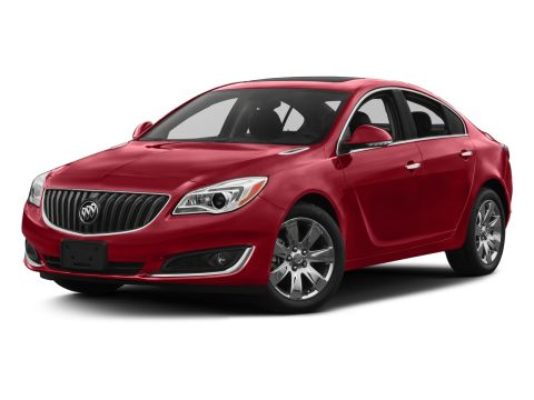 Buick Regal Change Vehicle