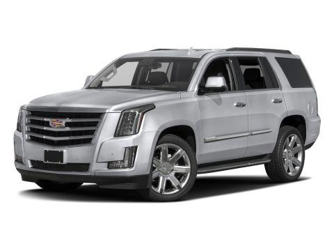 Cadillac Escalade Change Vehicle