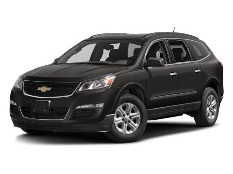 Chevrolet Traverse Change Vehicle