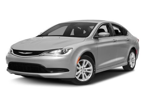 Chrysler 200 Change Vehicle