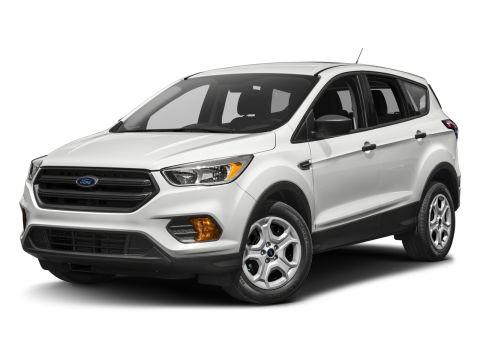 Ford Escape 2017 4 Door Suv