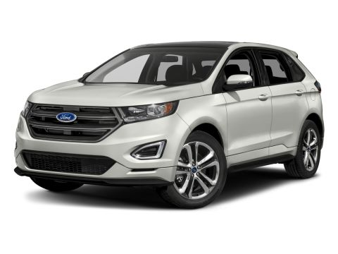 Ford Edge 2017 4-door SUV