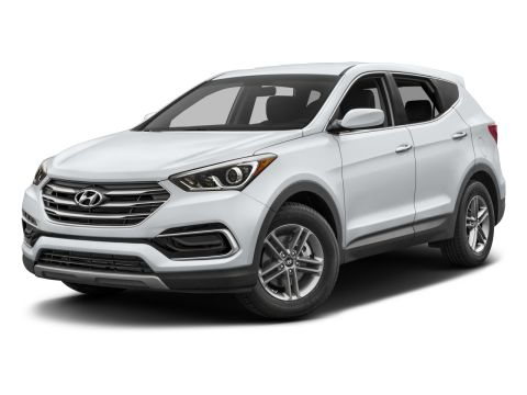 Hyundai 2017 Front 3/4, Facing To The Left 2.4L ...