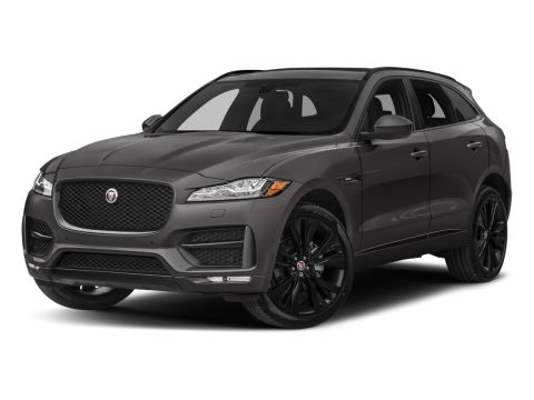 Jaguar F-Pace 2017 4-door SUV