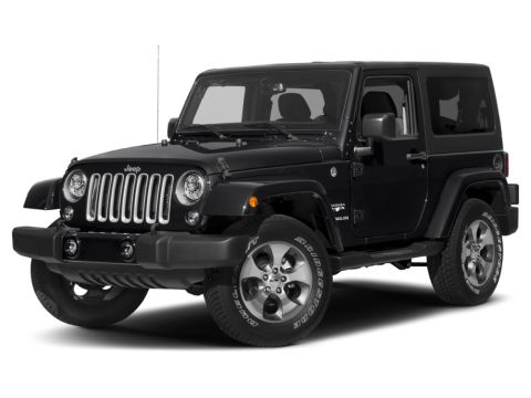 Jeep Wrangler 2017 4-door SUV