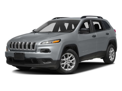 Jeep Cherokee Change Vehicle