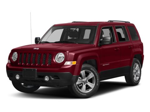 Jeep Patriot 2017 4 Door Suv