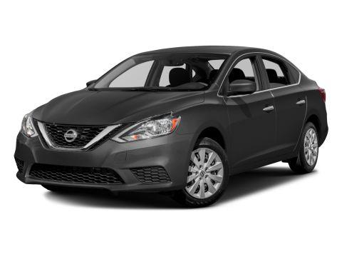 Nissan Sentra Change Vehicle