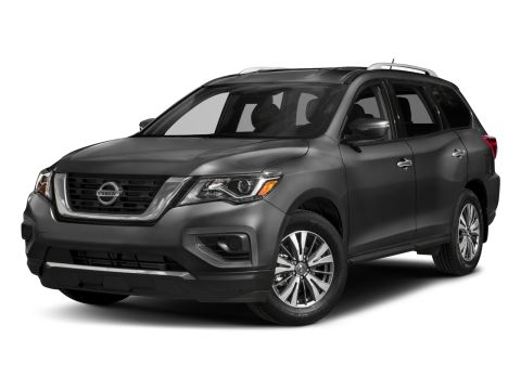 Nissan Pathfinder 2017 4-door SUV