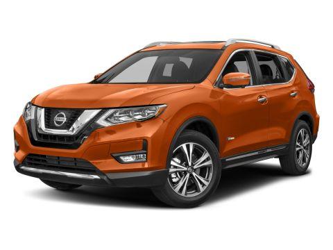 Nissan Rogue 2017 4 Door Suv