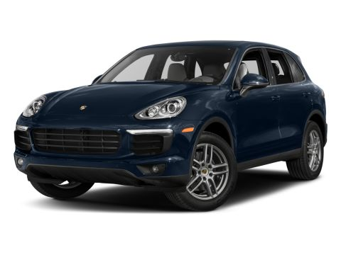 Porsche Cayenne Change Vehicle