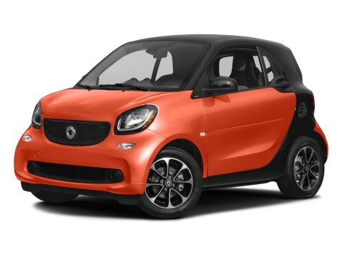 Smart Fortwo Change Vehicle