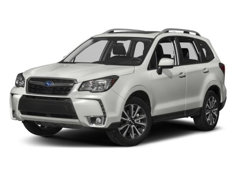 Subaru Forester 2017 4-door SUV