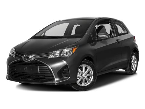 Toyota Yaris Change Vehicle