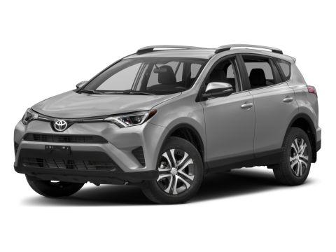 Toyota Rav4 Change Vehicle