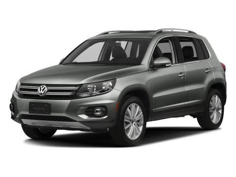 Volkswagen Tiguan Change Vehicle