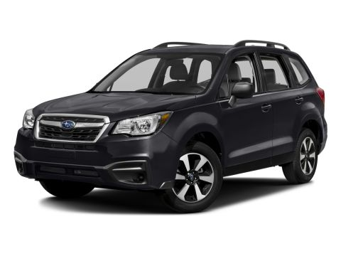 Subaru Forester Change Vehicle