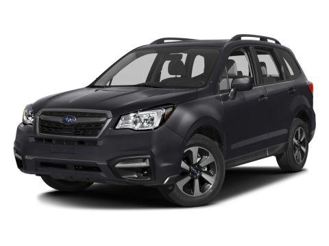 Subaru Forester Change Vehicle