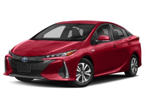 Toyota Prius Prime Change Vehicle