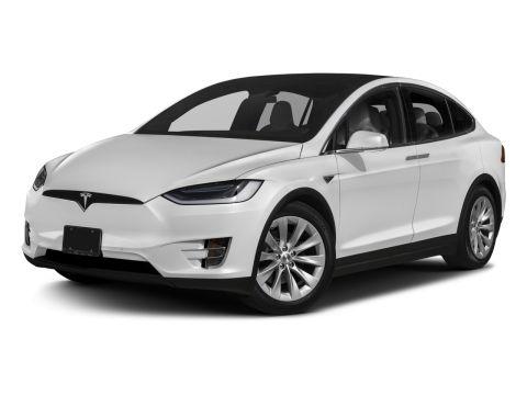 Tesla Model X Change Vehicle