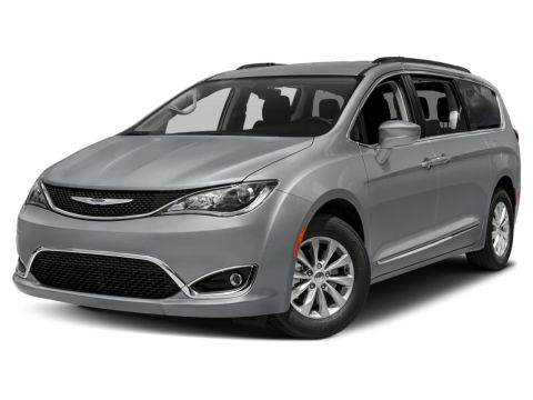 Chrysler Pacifica Change Vehicle
