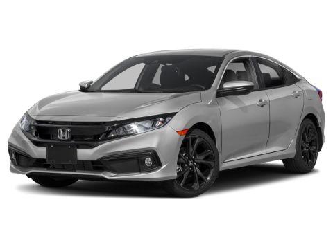 Honda Civic Change Vehicle