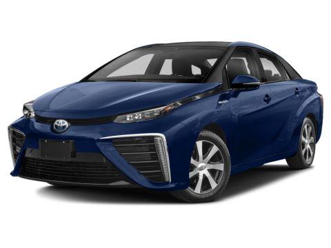 Toyota Mirai Change Vehicle
