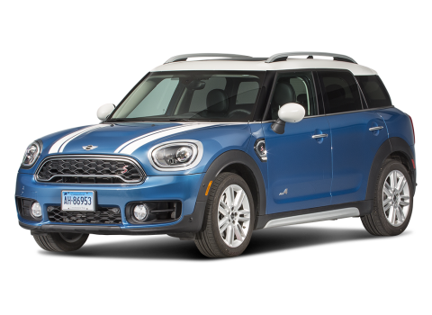 Mini Cooper Countryman Change Vehicle
