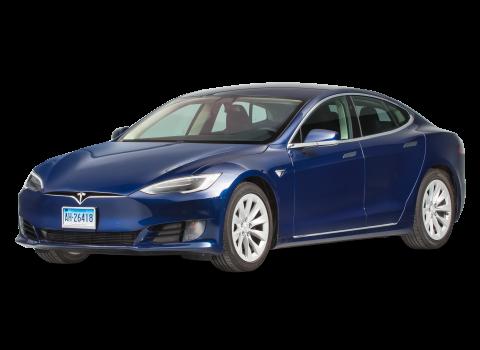 Tesla Model S Change Vehicle