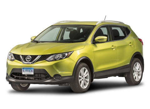 Nissan Rogue Sport Change Vehicle