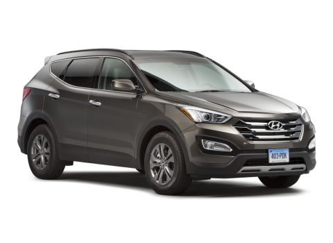 Hyundai Santa Fe Sport Change Vehicle