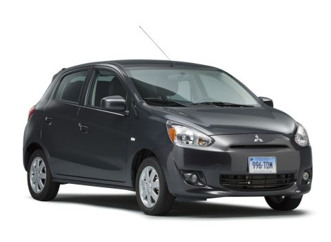 Mitsubishi Mirage Change Vehicle