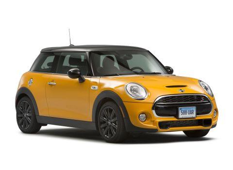 Mini Cooper Change Vehicle