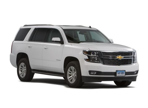 Chevrolet Tahoe Change Vehicle