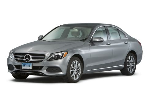 2018 mercedes benz c class reviews ratings prices for Average cost of a mercedes benz