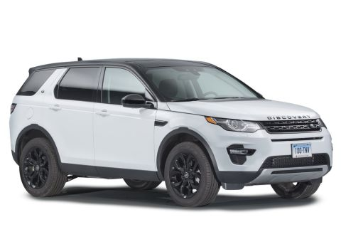 2018 land rover discovery sport reviews ratings prices consumer reports. Black Bedroom Furniture Sets. Home Design Ideas